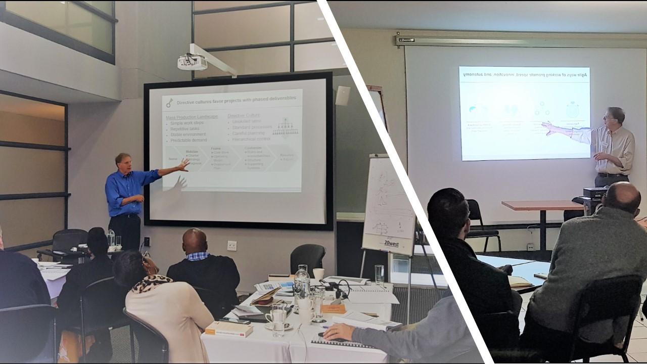 Organization Design Master Class, Johannesburg 2019